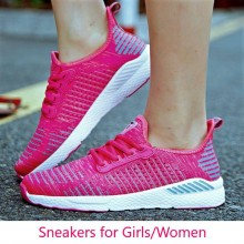 New Trendy Premium Quality Lightweight Comfortable Sneakers For Women