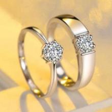 Couple Lover Finger Rings Men and women