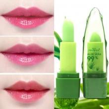 Aloe Vera 99% Soothing Gel Lipstick