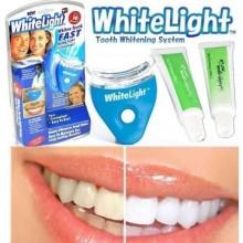 Teeth Whitening Kit with LED Light Transmitter